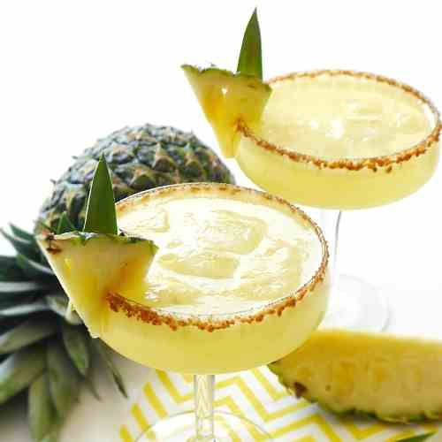 Pineapple Rum Sangria Recipe