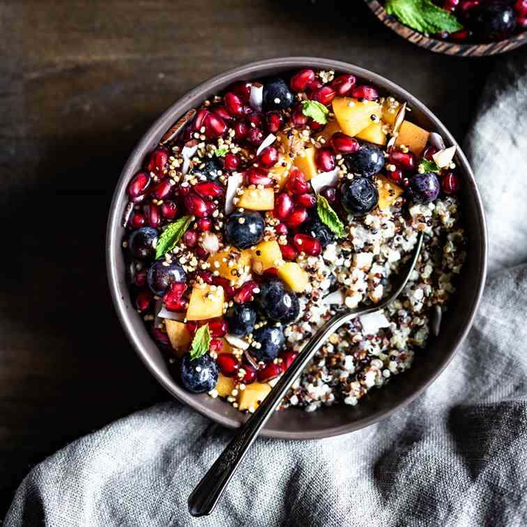 Quinoa Breakfast Porridge
