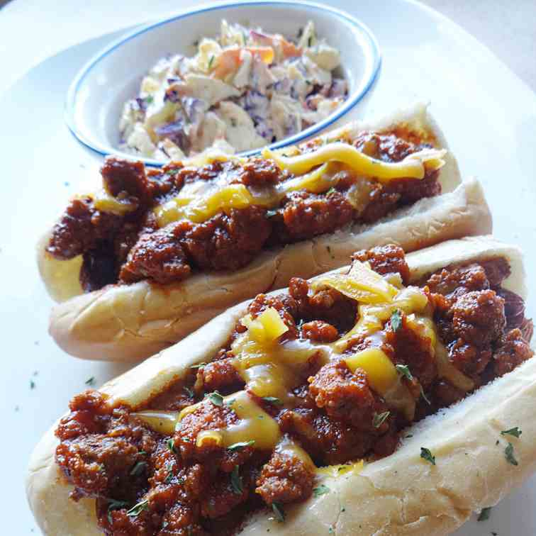 Hot Dog Chili (Easy - Delicious)