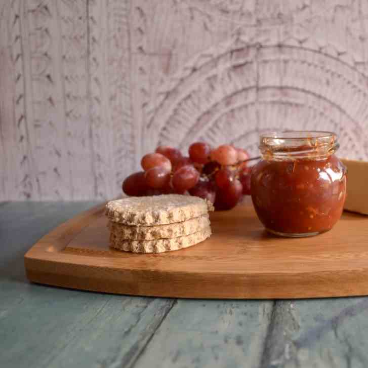 Tomato, Chilli and Red Onion Chutney