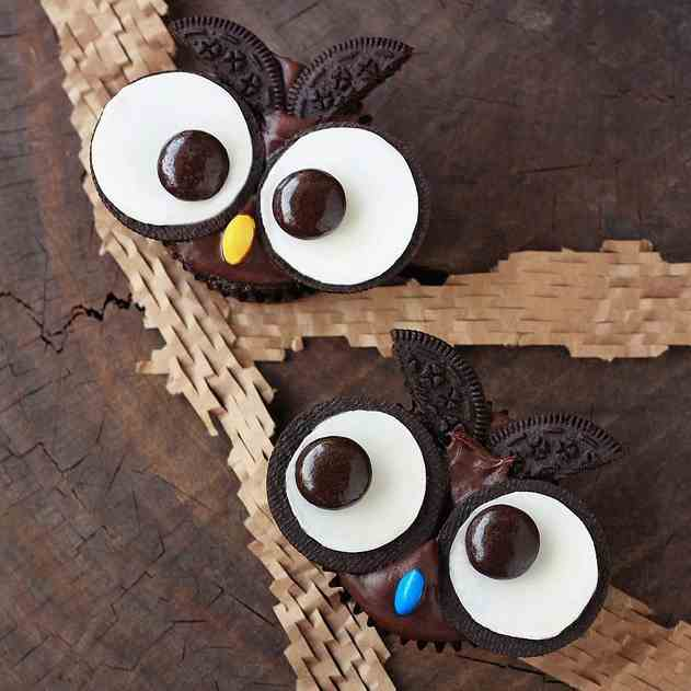 Cupcake Tips and Halloween Round-up