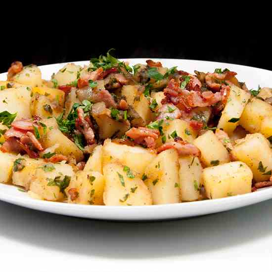 Classic Bavarian Potato Salad