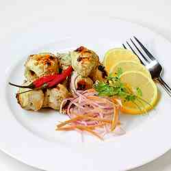 Malai Chicken Tikka Recipe