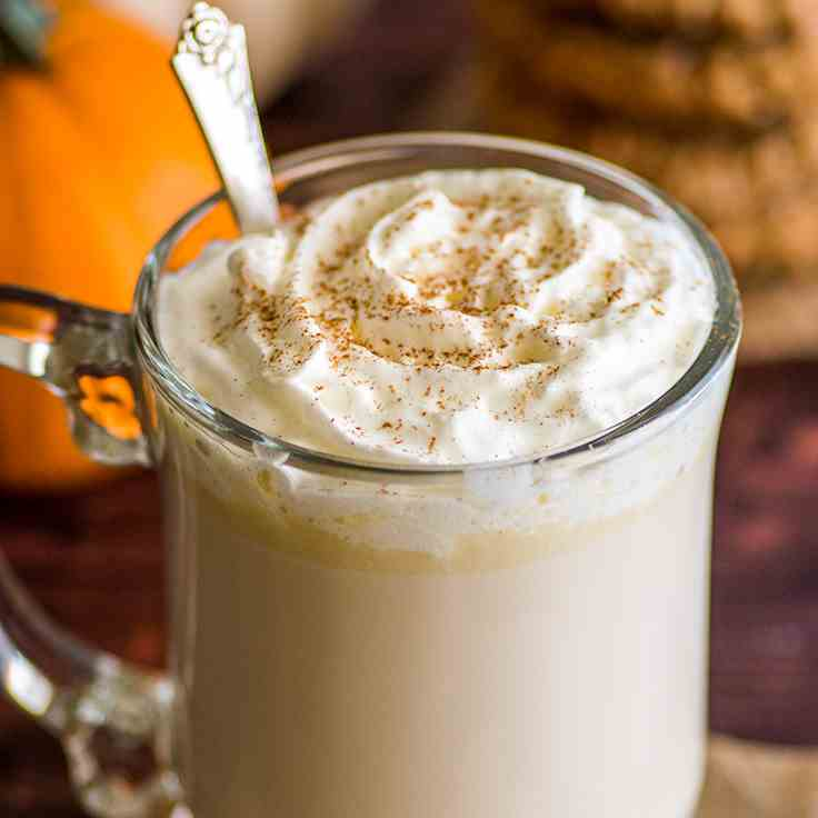 Quick and Easy Chai White Hot Chocolate