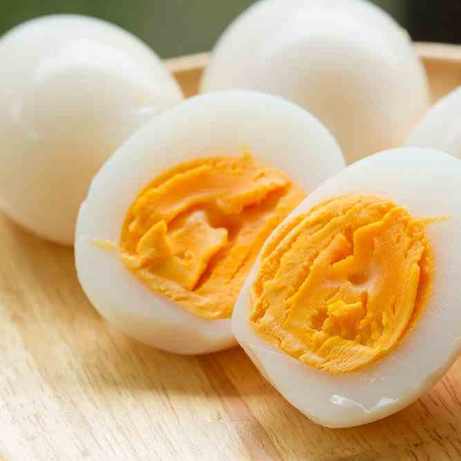 Instant Pot Perfect Boiled Eggs