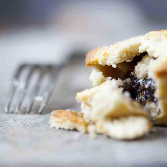 Easiest Ever Air Fryer Mince Pies
