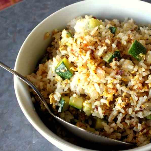 Fried Rice a l'Italienne