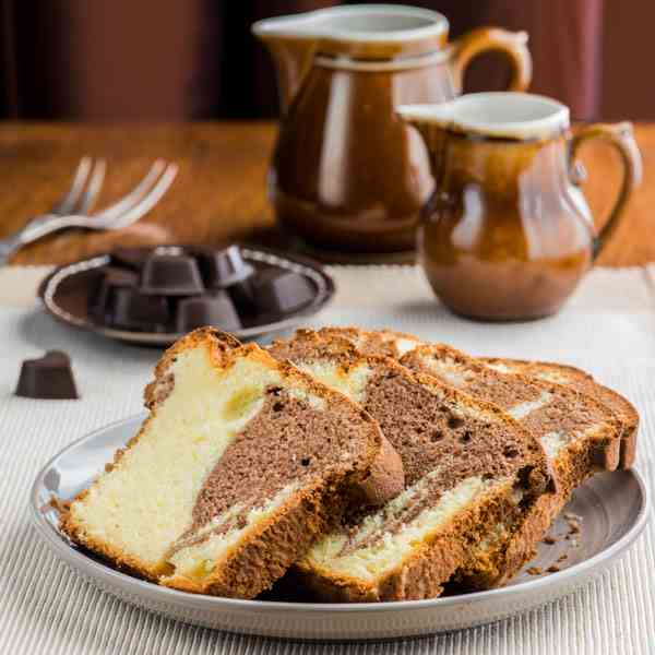 Cocoa sweet bread