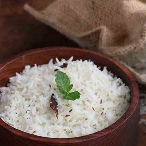 How to Cook Rice Perfectly