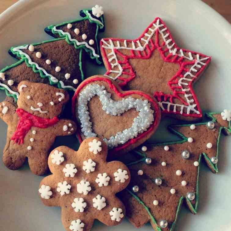 Finnish Gingerbread