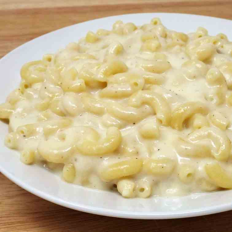 Creamy Cauliflower Mac and Cheese