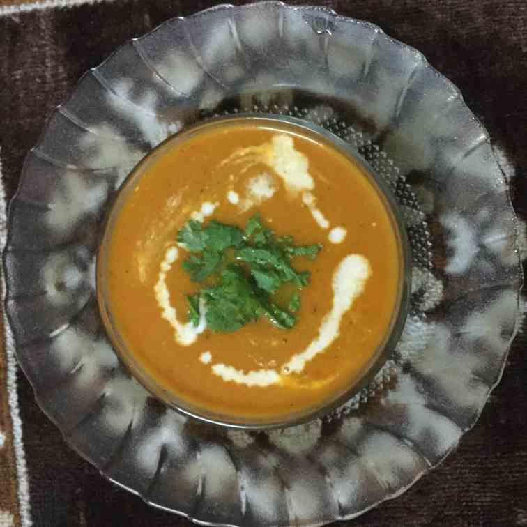 Cream Of Tomato Soup (Healthy Soup)