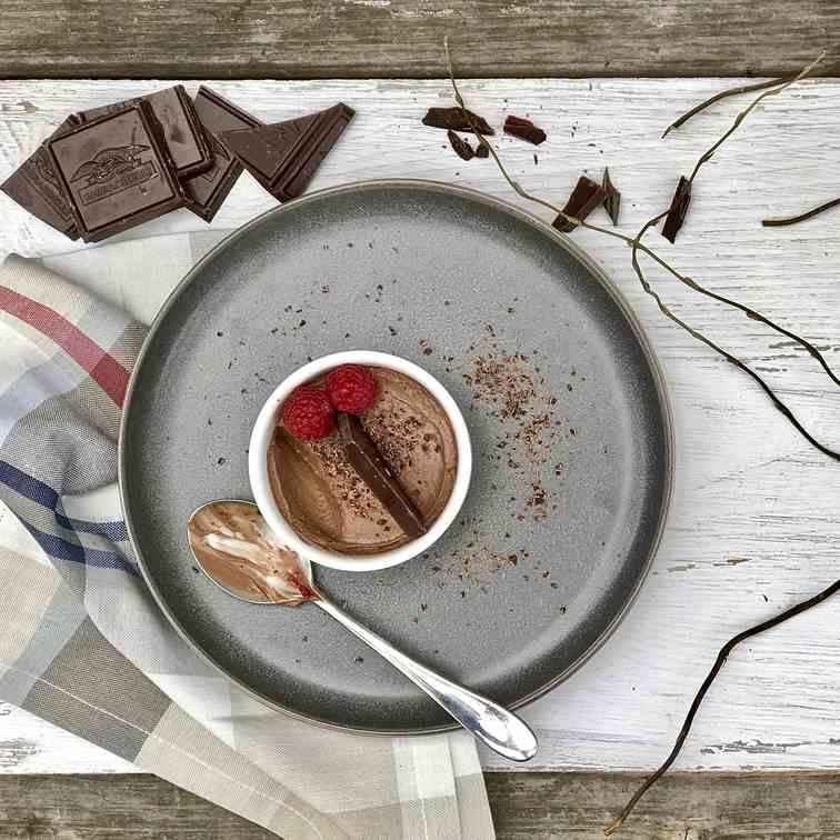 Chocolate Pots De Creme