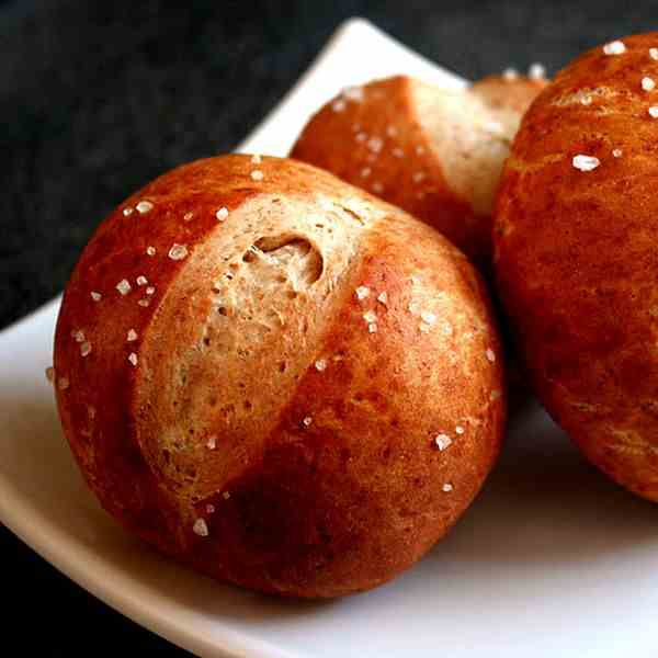 Laugen Bread Rolls