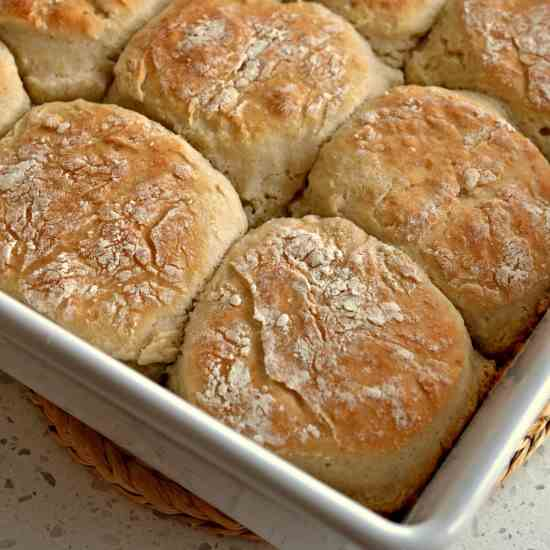 Easy 7 Up Biscuits
