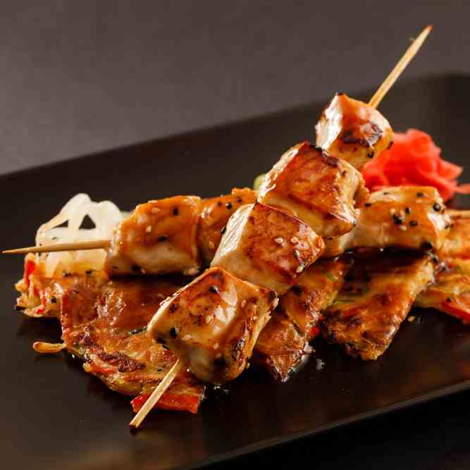 Delicious Paleo chicken kebab recipe