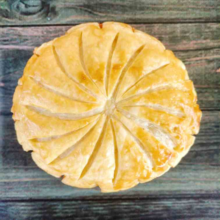 Galette des rois or pithiviers