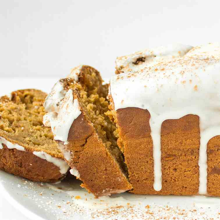 Butternut Squash -Pumpkin- Bread