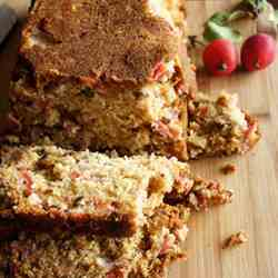 crabapple bread