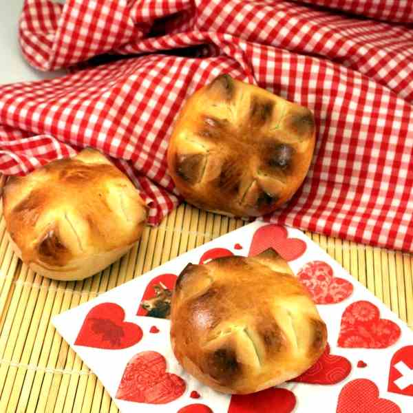 Swiss National Day Bread Rolls