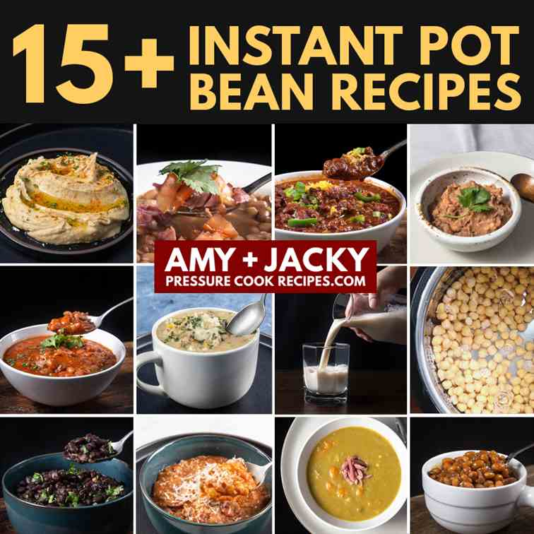 Instant Pot Bean Recipes