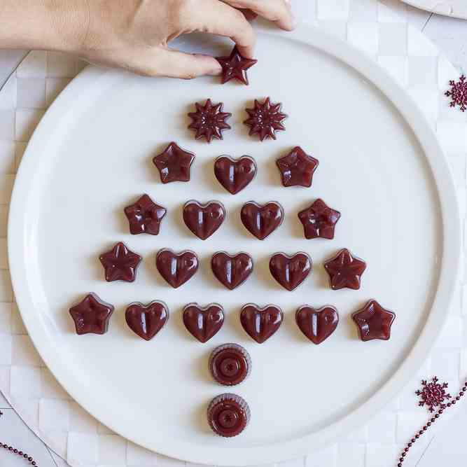 The Quickest Cranberry Jelly