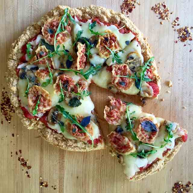 Total Miracle Power Protein Pizza Crust
