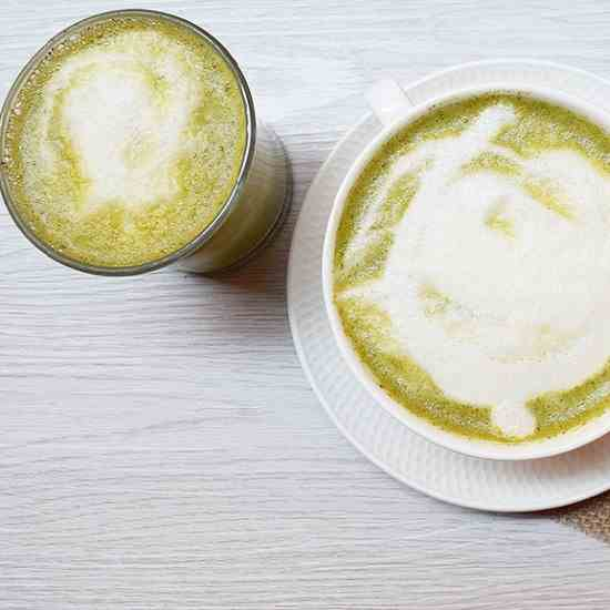 The Best Vegan Matcha Latte Recipe