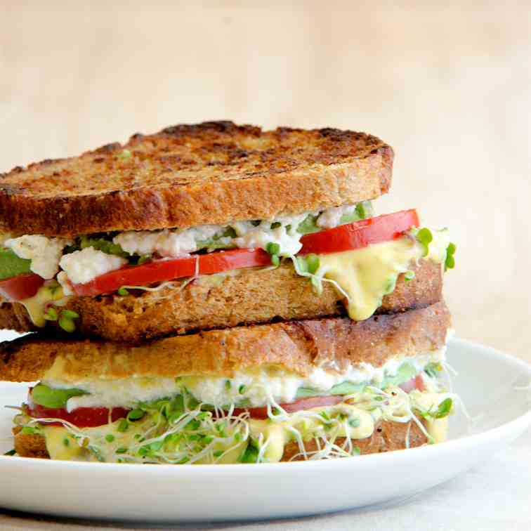 The Amazing Sprout Sandwich