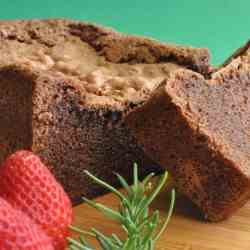 Chocolate Cream Pound Cake