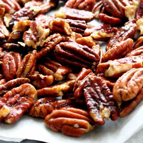 Roasted Pecan NUts