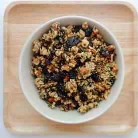 Vegan Granola with Nuts and Seeds