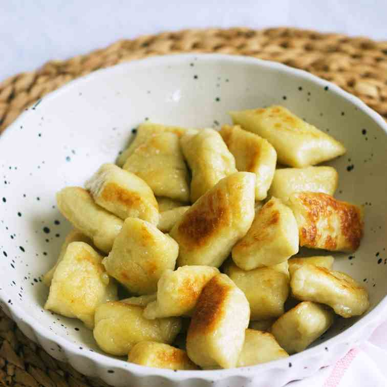 Polish Potato Dumplings