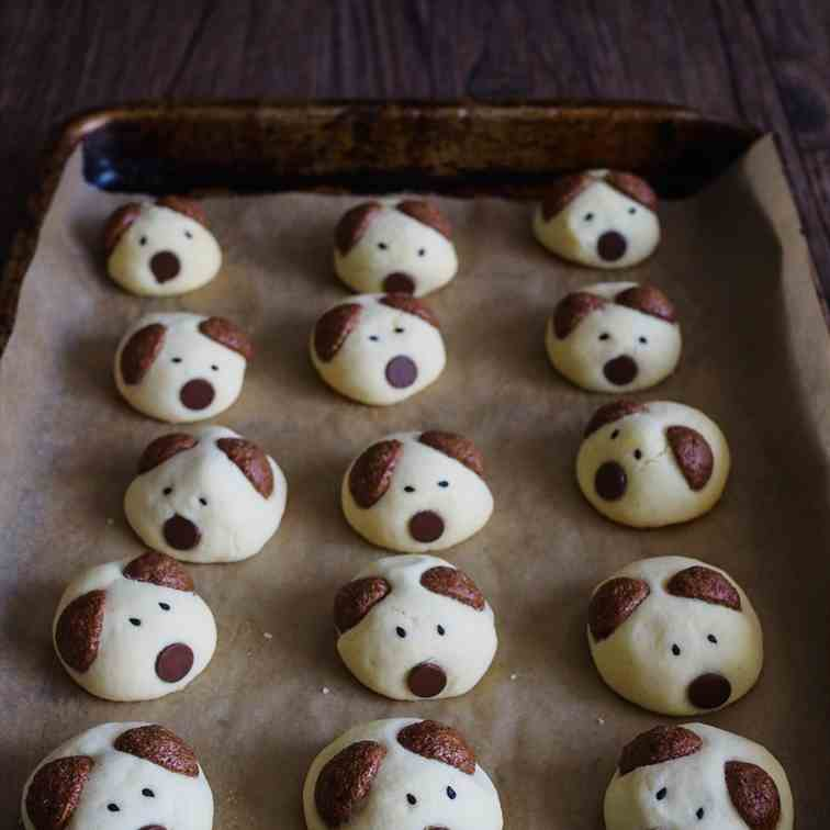 Pawfully Good Dog Cookies
