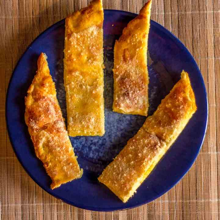 Low Carb Breadsticks