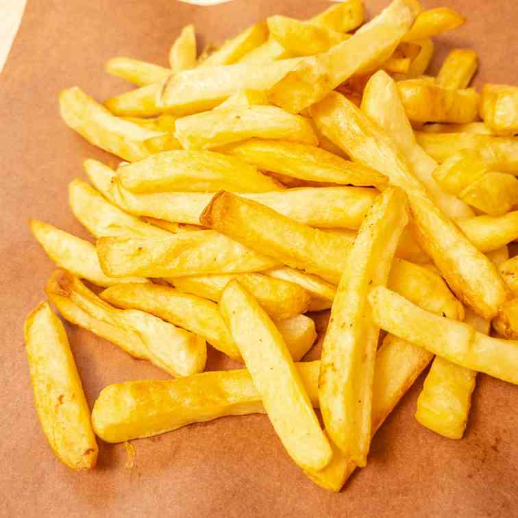 Air Fryer Frozen French Fries