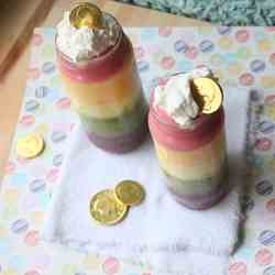 Rainbow Smoothies