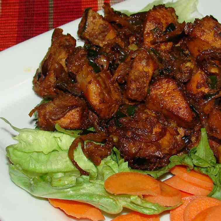 Chicken Fry Masala Recipe