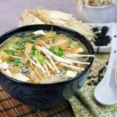 Miso Soup –My ultimate quick and easy meal
