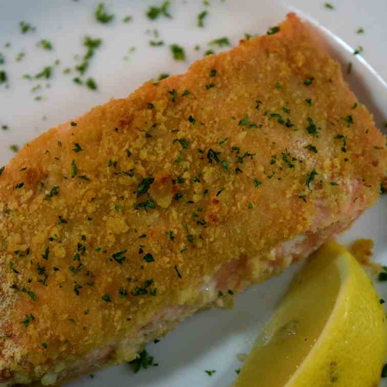 Week Night Lemon Butter Salmon