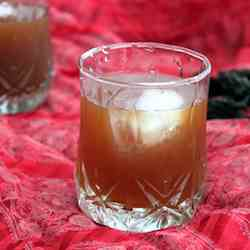 Hibiscus Ginger on the Rocks