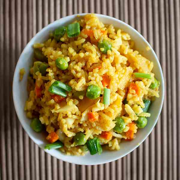 Thai Pineapple Fried Rice