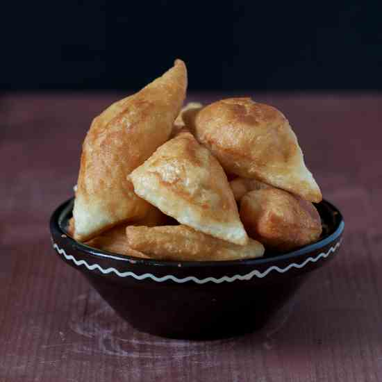 Fried Mini Breads