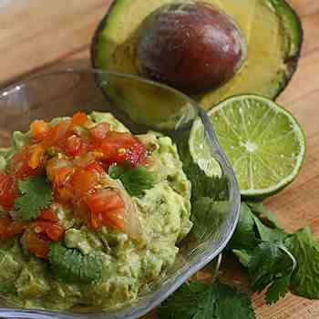 The Most Yummy Guacamole