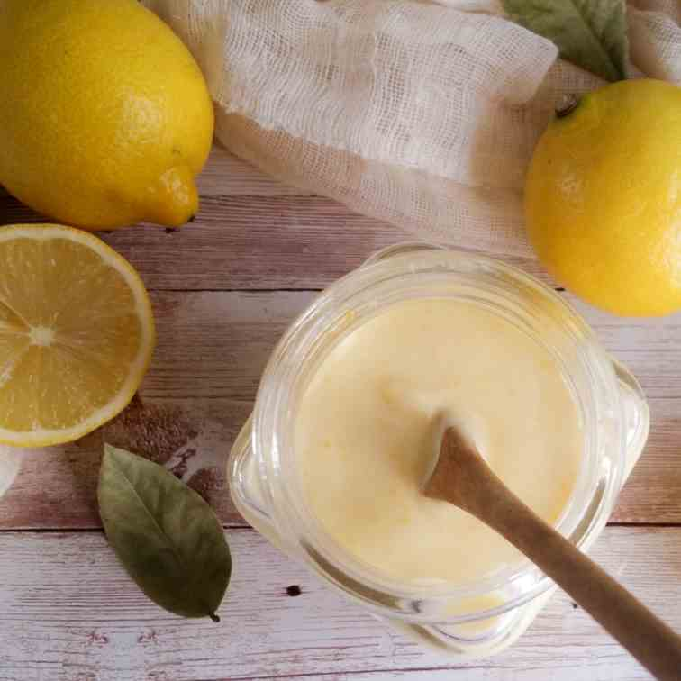 The Perfect Lemon Curd