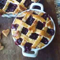 Balsamic Cherry PIe