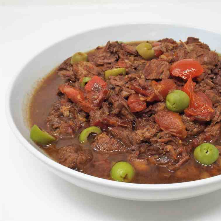 Slow Cooker Sicilian Beef Stew