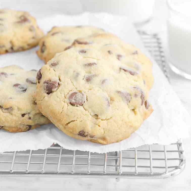 The Ultimate Chocolate Chip Cookies