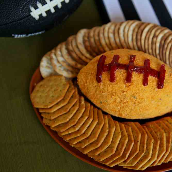 Bowl Games Cheese Ball