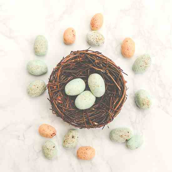 Easter Egg Cream Cheese Mints